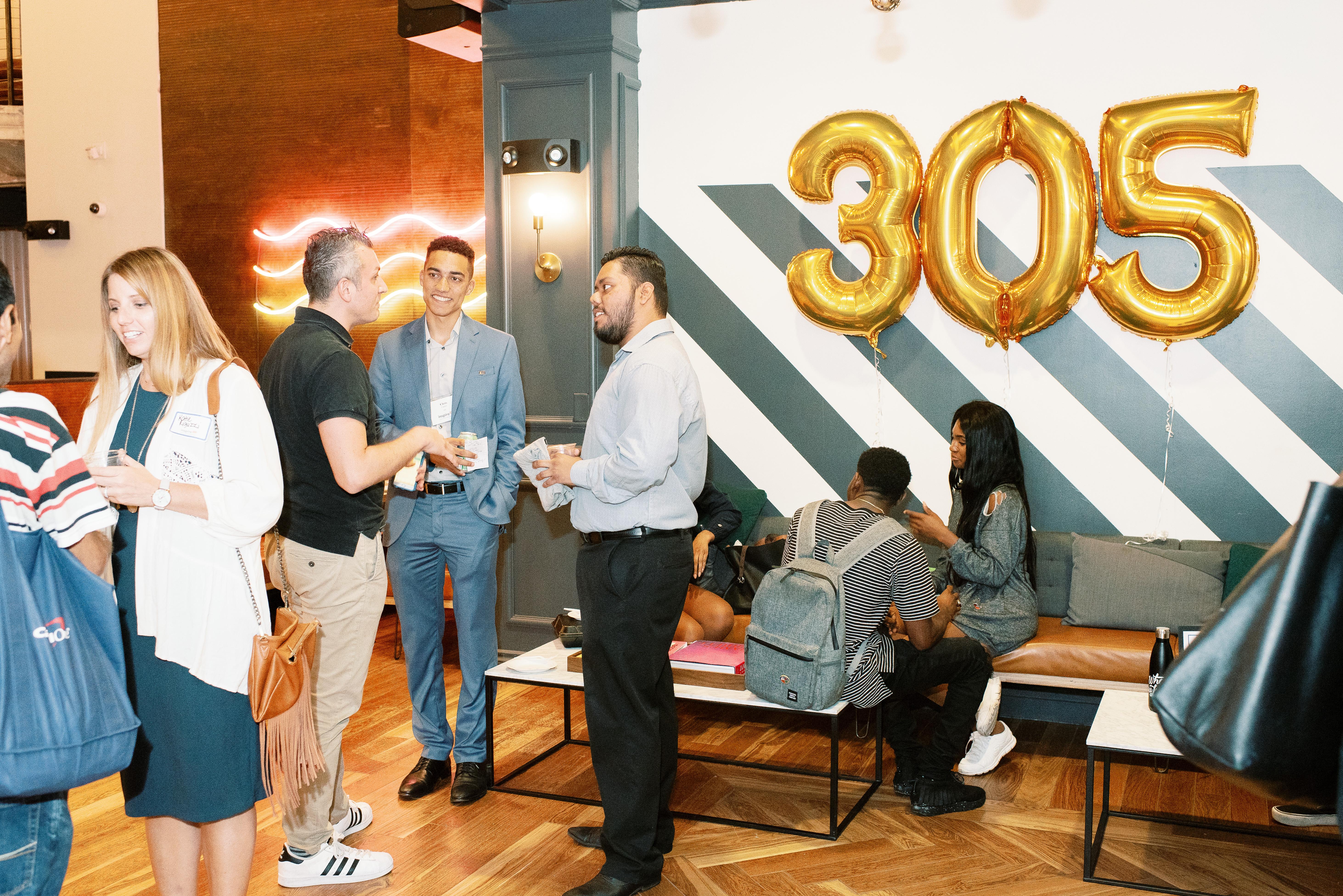 Inspire 305 Meeting